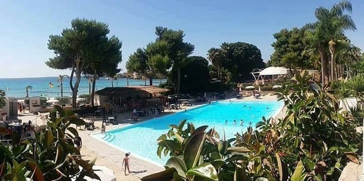 All inclusive hotel fontane bianche for Hotel resort siracusa