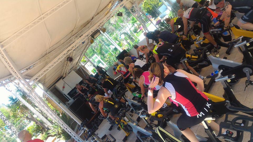 Happy Village. Le foto della 3 giorni di Fitness ad Hotel Fontane Bianche