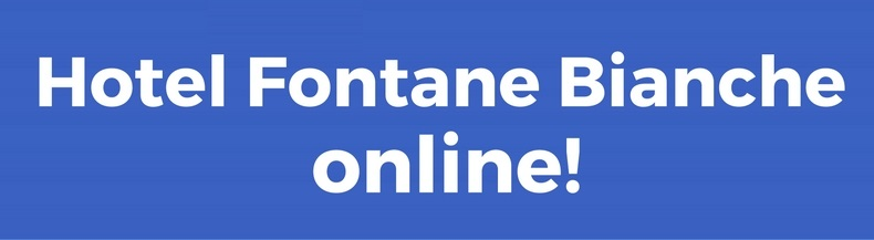 Hotel Fontane Bianche online 2017