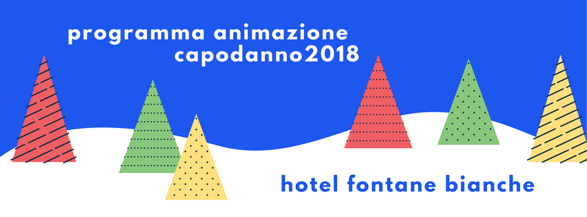 CAPODANNO 2018 Fontane Bianche Beach Resort programma di intrattenimento
