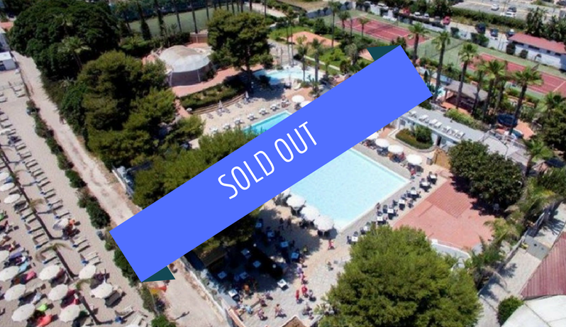 Pasqua 2018 - Hotel Fontane Bianche. SOLD OUT!