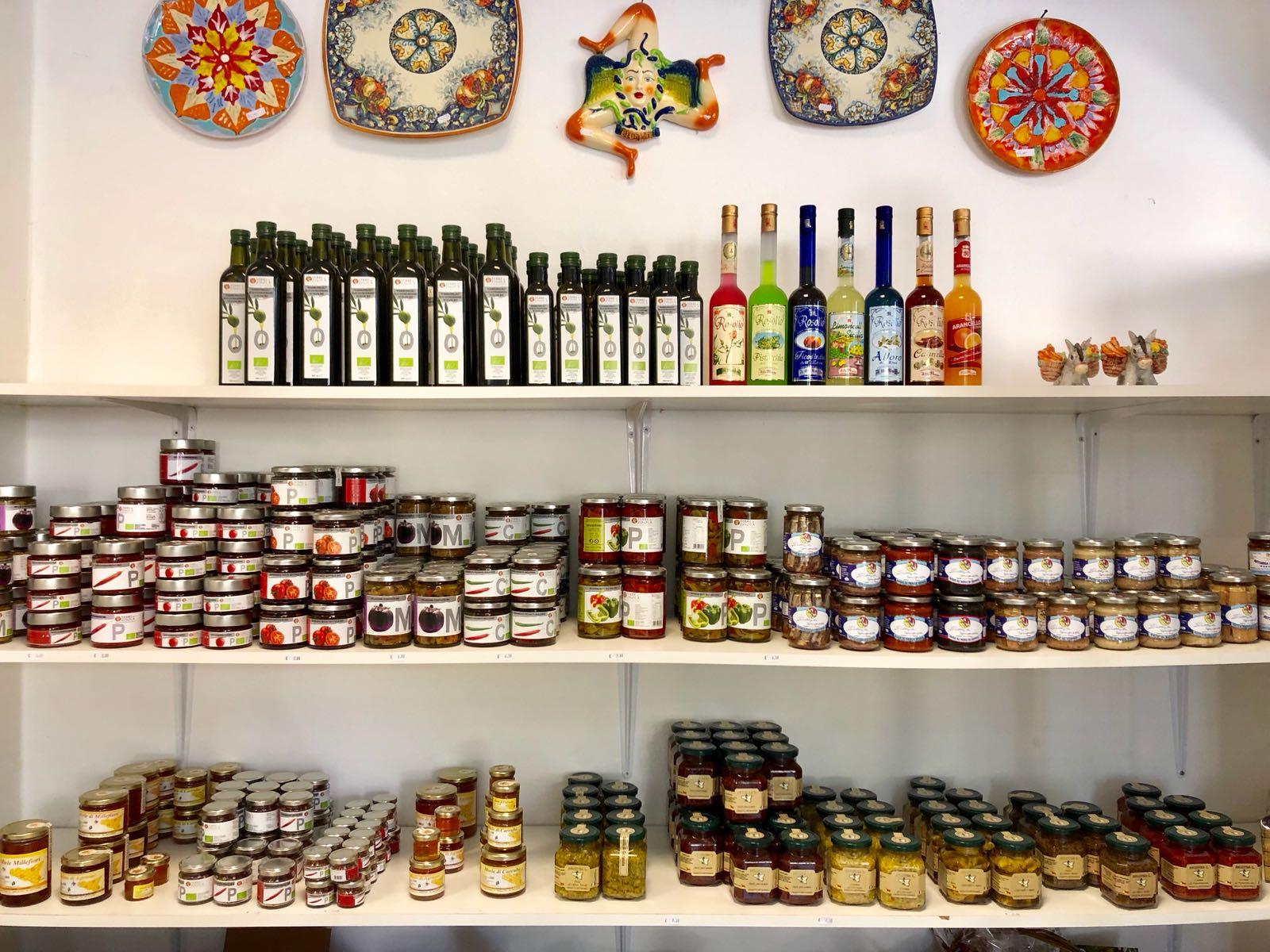 "I prodotti de ""La Putìa"""
