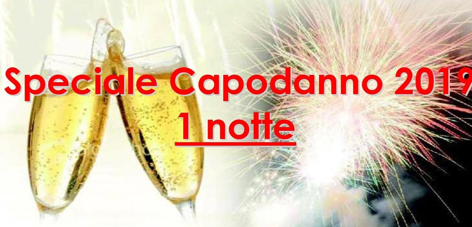 Capodanno 2019: Una notte ad Hotel Fontane Bianche