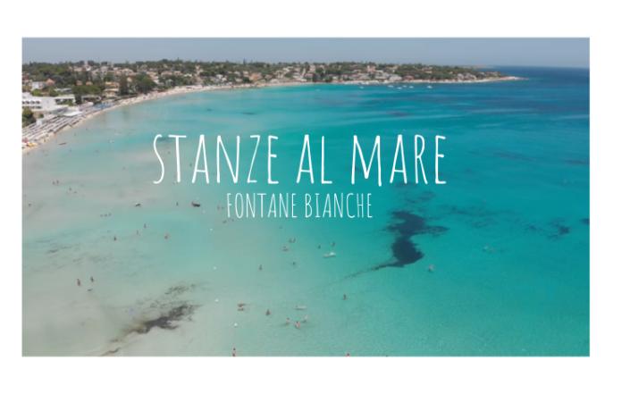 STANZE AL MARE: a 50 metri dalla spiaggia di Fontane Bianche, vacanza low cost