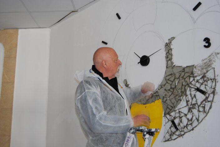 Arte: inizia una collaborazione tra l'artista architetto Roberto Dell'Acqua ed il Fontane Bianche Beach Resort
