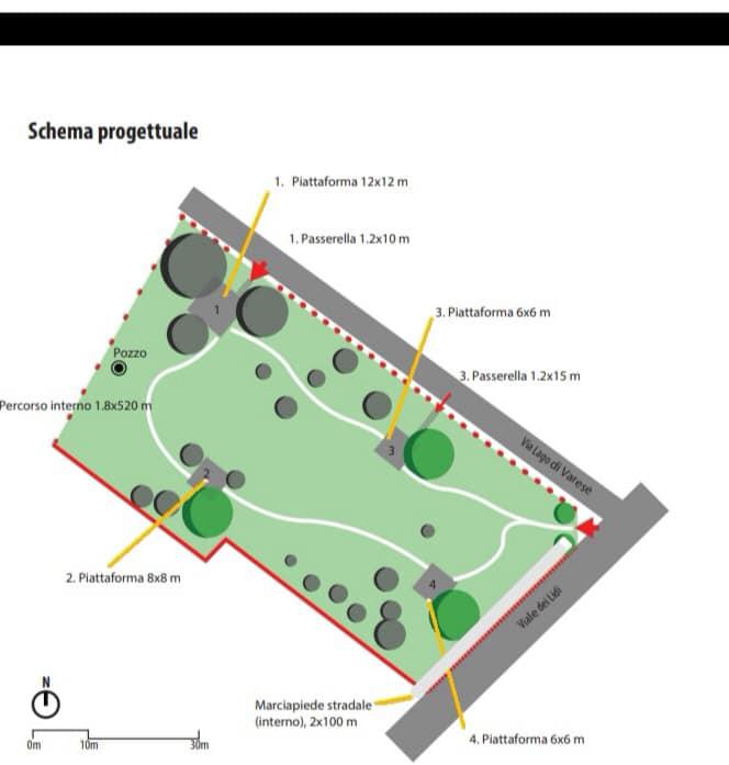 Un Parco per Fontane Bianche - votazione il 13 Febbraio 2020
