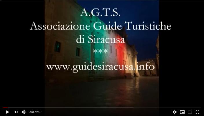 La buona Pasqua dall'Associazione Guide Turistiche di Siracusa
